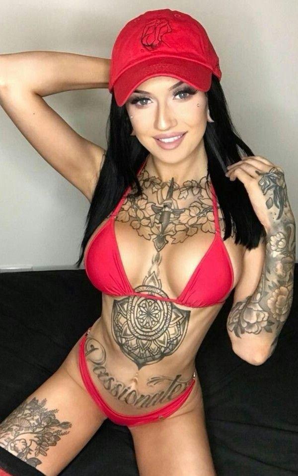 tatuoinnit dating app seksikäs