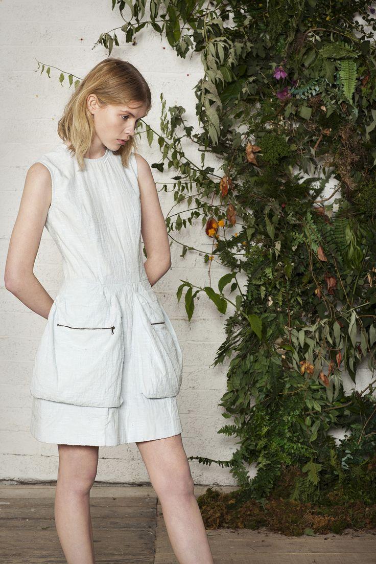 #dress #textile #nature #flowers #fashion