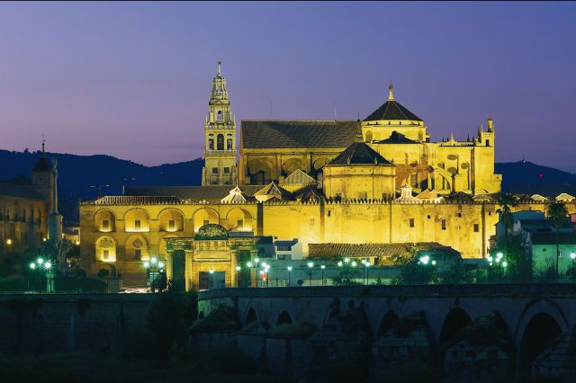 (Spanish Tourist Office) Alternative European Cities For Unusual Breaks: Cordoba, Spain is an  Andulician city that was once the centre of Muslim Spain and where you can still find some remaining Islamic architecture, like the Great Mosque of Cordoba (pictured) and the fortified Calahorra Tower. The city is famed for its arts and crafts, so if you're thinking of picking up a locally-produced souvenir, there's leather, silver and ceramics on offer.