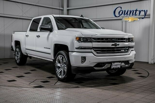 Ebay Advertisement 2016 Chevrolet Silverado 1500 Ltz 2016