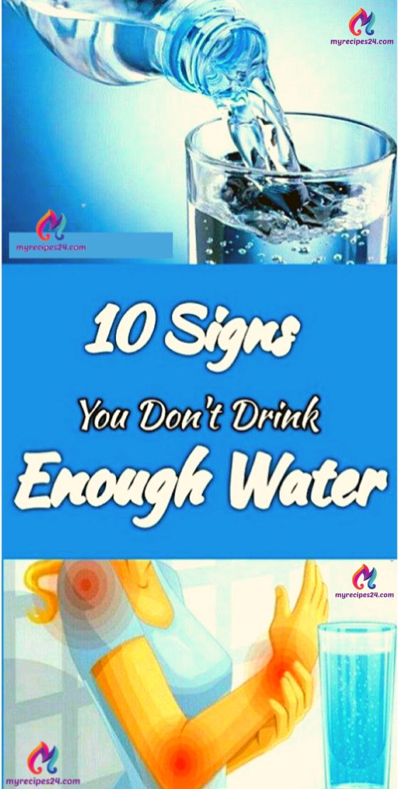 10 Indicators You Are No longer Consuming Sufficient Water !!! – Ladies Wholesome Membership