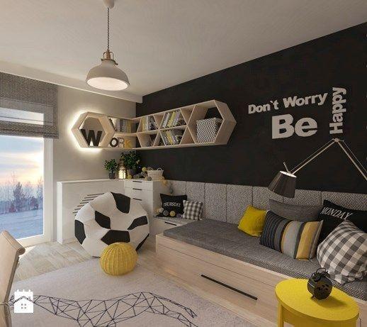 Schlafzimmer Design für Teenager Boy