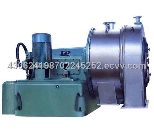 HY Horizontal Pusher Centrifuge (single stage type) - China centrifuge price