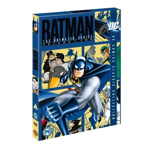 http://ift.tt/2dNUwca | Batman The Animated Series Volume Two DVD | #Movies #film #trailers #blu-ray #dvd #tv #Comedy #Action #Adventure #Classics online movies watch movies  tv shows Science Fiction Kids & Family Mystery Thrillers #Romance film review movie reviews movies reviews