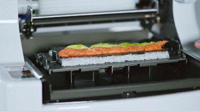 AUTEC Maki Sushi Robot Produces 450 Rolls an Hour
