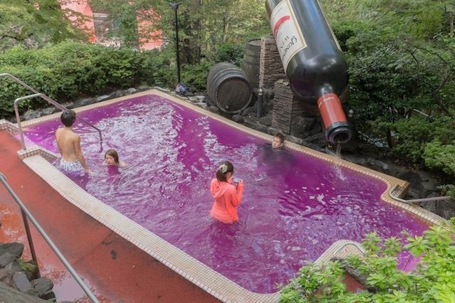 I Went to a Japanese Wine Spa   VICE United States
