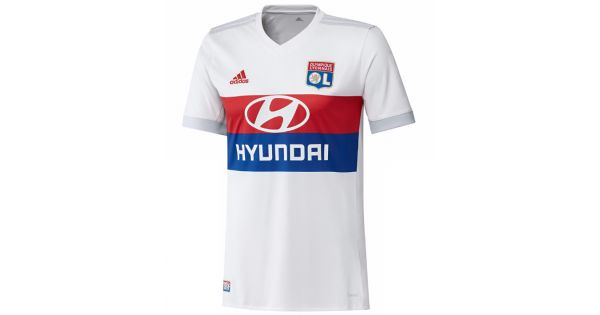 OLYMPIQUE LYON HOME JERSEY 2017-18