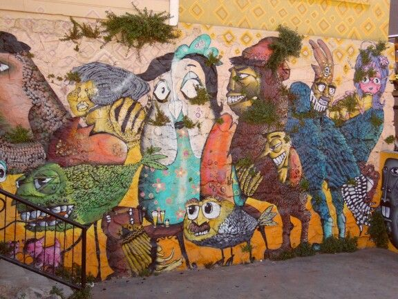 Bestiario del chileno por Lucas, Valparaíso, Chile