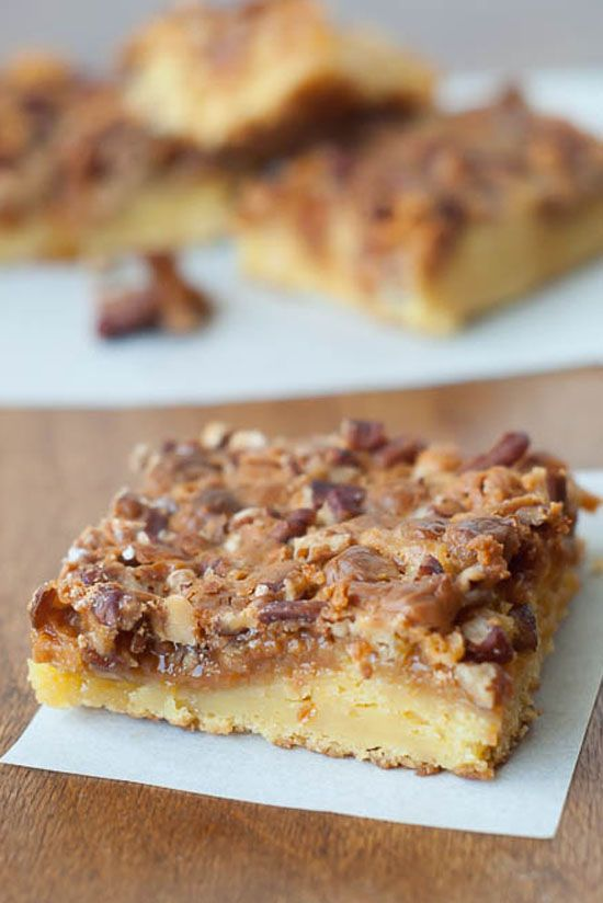 Hornet's Nest Cake ~Only 5 Ingredients: Pudding, Milk, Cake Mix, Butterscotch Chips, Chopped Pecans