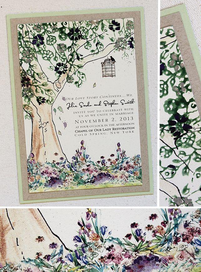 Secret Garden Theme: 17 Best Images About Wedding Invitations