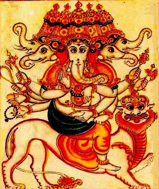 Ganapati Heramba