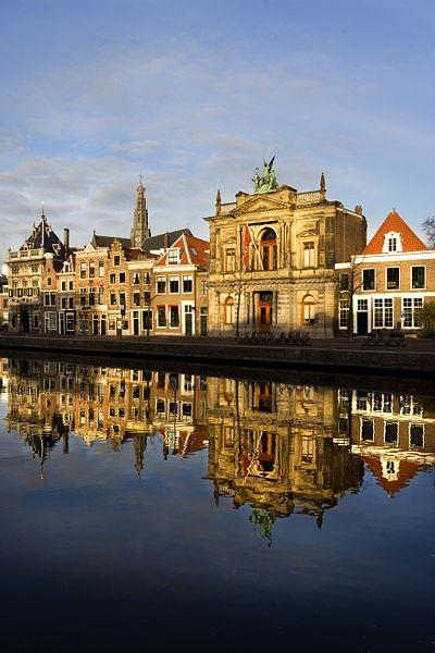 Haarlem, wat een heerlijke stad om te wonen, te leven!