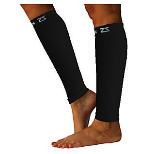 Unisex Footless Circulation Socks-- When flying for long stretches, legs can get sore and achy from immobility. The sudden change in pressure when landing can cause fluid to build up in the muscles and surrounding tissues, making the discomfort worse. Because they're footless, they can be worn with any kind of shoes and don't add extra warmth. Perfect for long-haul travel, people who sit or stand all day at work, pregnant women, and anyone who experiences strain and soreness in their legs…