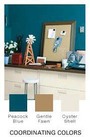 My new bedroom color   Glidden Peacock Blue42 best Palette Inspiration images on Pinterest   Bathroom colors  . New Colors For 2013. Home Design Ideas