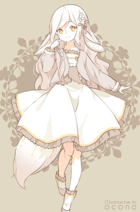 COMM | Annalise by ocono.deviantart.com on @DeviantArt