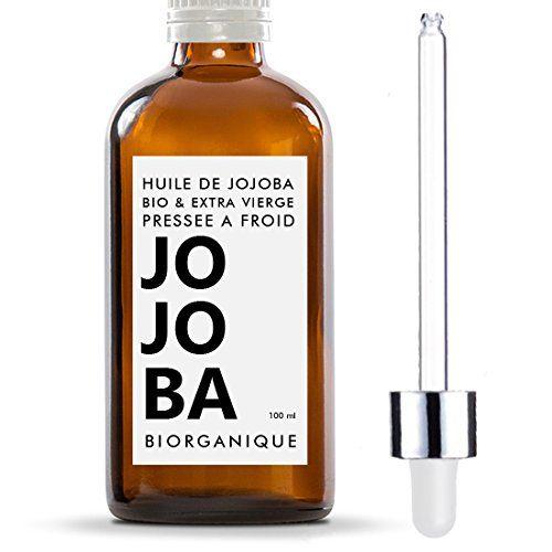 huile de jojoba pour cheveux