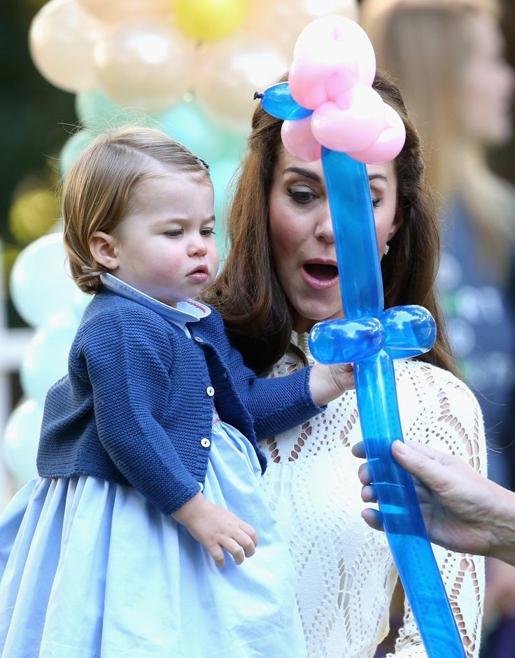 Prince George and Princess Charlotte Canada Pictures 2016 | POPSUGAR Celebrity