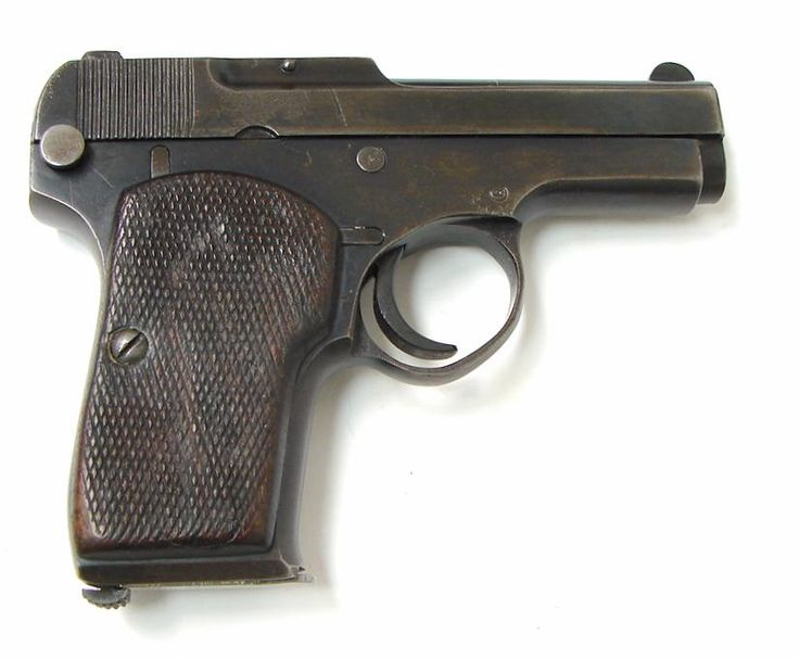 271 Best Vest Pocket Automatic Pistols Images On Pinterest
