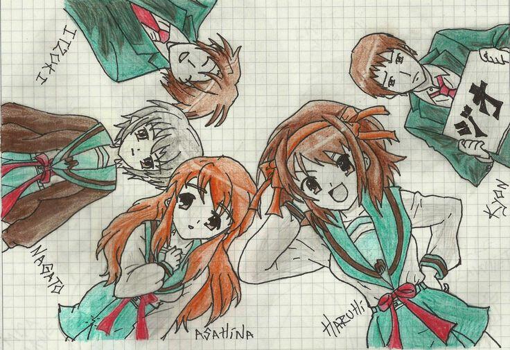 Los mejores dibujos anime