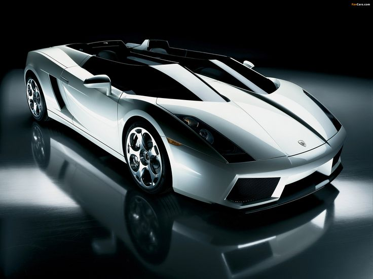 Lamborghini Concept S 2005 pictures
