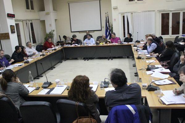 Δημοτικό Συμβούλιο Νάουσας: Απόκριες, θολότητα νερού και η απομίμηση του δρώμενου «Γενίτσαροι και Μπούλες»