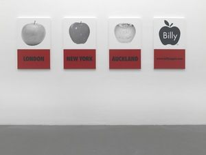 Billy Apple® A History of the Brand, Witte de With, Centre for Contemporary Art…