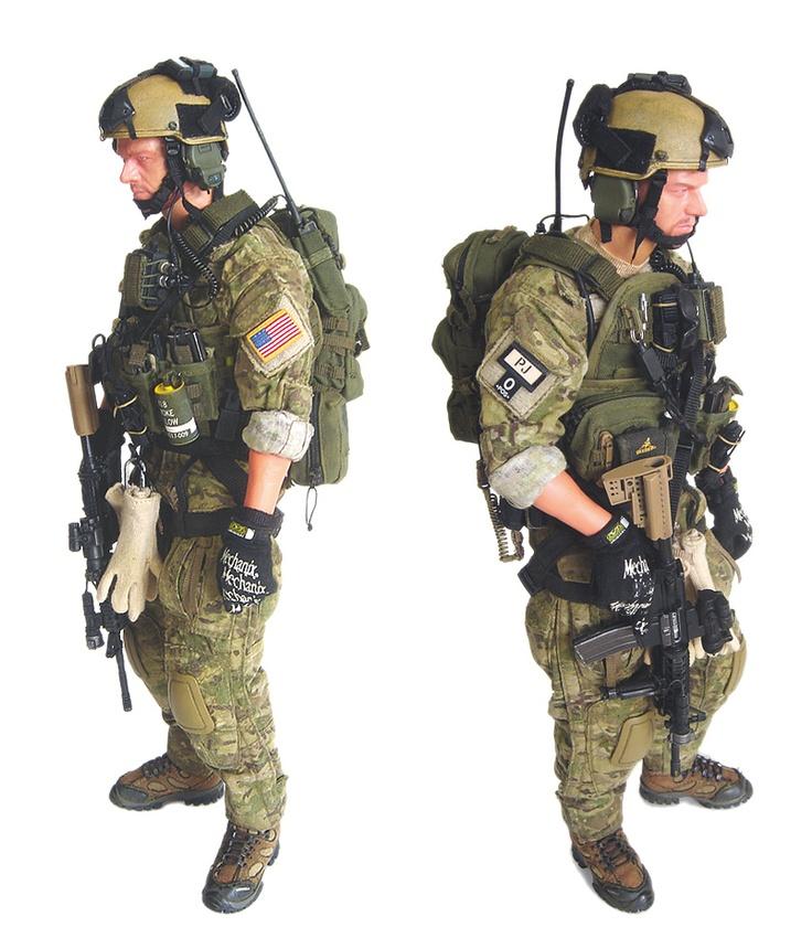 AFSOC PJ uniform/kit United States Special Operations