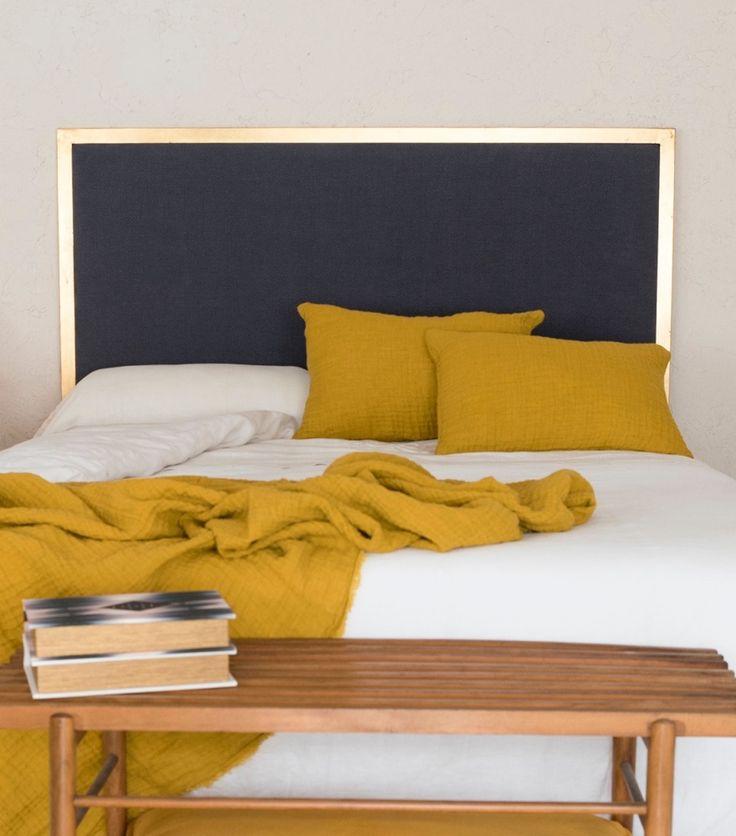 M s de 1000 ideas sobre dormitorio dorado en pinterest decoraci n de dormitorio dorado - Cabeceros plateados ...