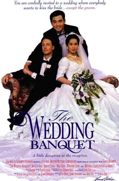 The wedding Banquet  A Wedding Movie