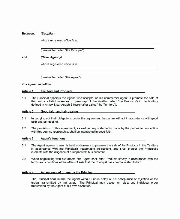 Business Broker Agreement Template Awesome Broker Carrier Agreement Template Awesome Business Business Template Templates Business