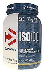 dymatize whey protein weight loss supplement reviewed