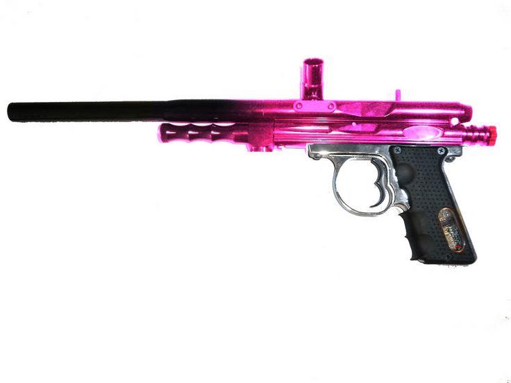 Pink Guns | do they make pink guns?! - Paintball Forum - Paintball guns and gear ...