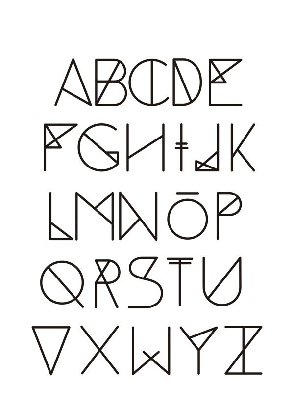 Parley free typeface by Filipe Rolim, via Behance Más