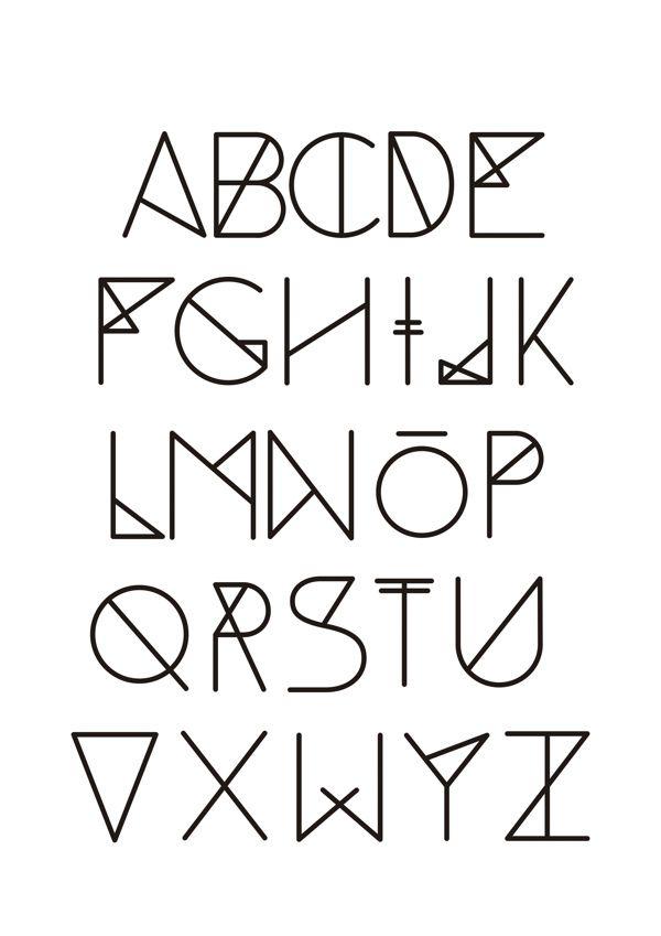 Parley free typeface by Filipe Rolim, via Behance                                                                                                                                                     Más