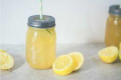 Fabriquez votre délicieuse limonade détox !