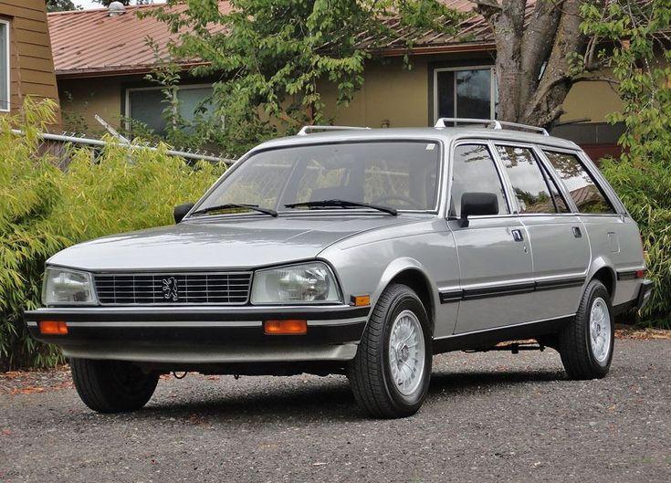 Peugeot 505 S Wagon (1985)