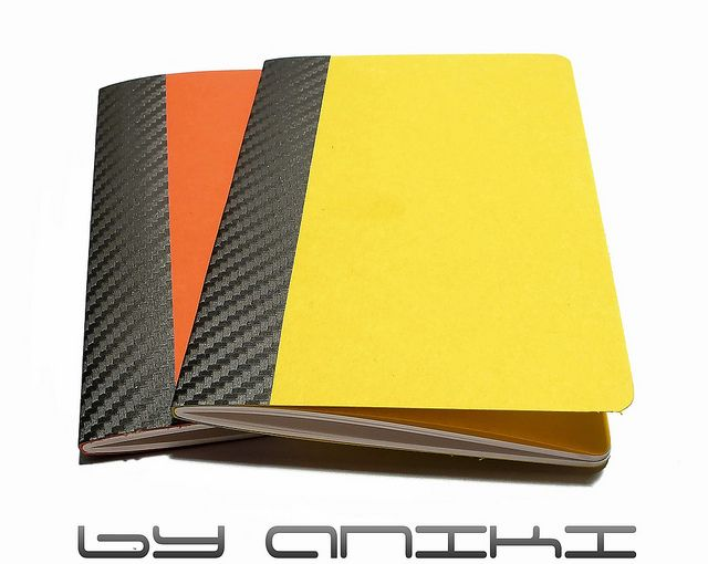 Aniki Carbon Tangerine&Sunny Green