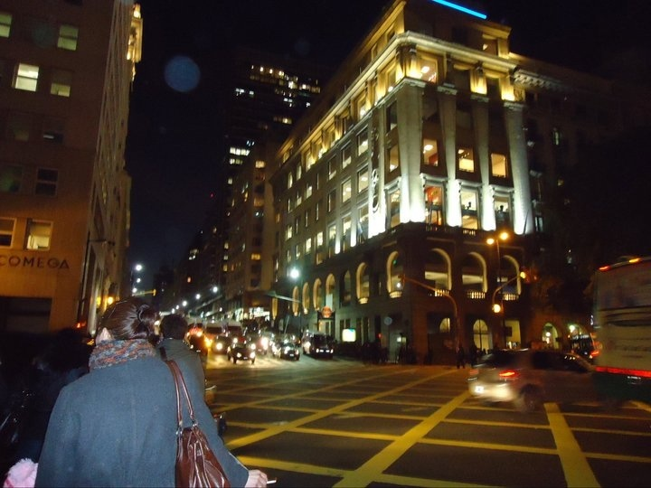 Buenos Aires at Night. #Argentina #Lights #Night #Beautiful #Buildings