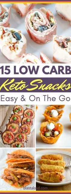 Keto Diet Plan: Here are some tasty low carb keto snacks on the go for you to enjoy! If you're e…