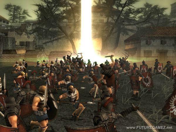 Roman Battle Pictures | Spartan: Total Warrior PS2 Review - FUTURE GAMEZ