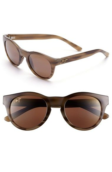 Maui Jim 'Liana' 49mm Sunglasses available at #Nordstrom