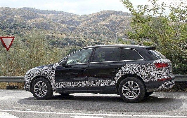 2020 Audi Q7 Facelift Changes Release Date Audi Q7 Audi Audi Q7 Interior
