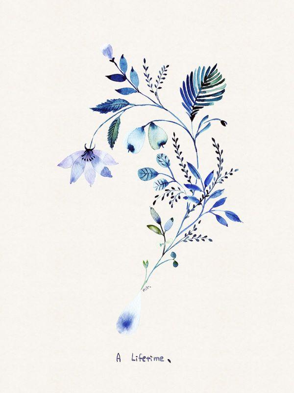 A Lifetime 천천히 삶이 커올라가고 있다. 내가 알고 있는 단 하나의 사실은 결국 모든 것이 꽃을 피워낸다는 것. 당신 그리고 나에게도. A life is growing. The only thing I know, every flower blooms eventually. You and I will do. 꽃, 피어나다. ------------------------------------------------------------------------- 글/그림 MiA Copyright (c) MIA. All right reserved