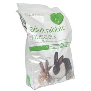 Adult Nugget Rabbit Food from Pets At Home