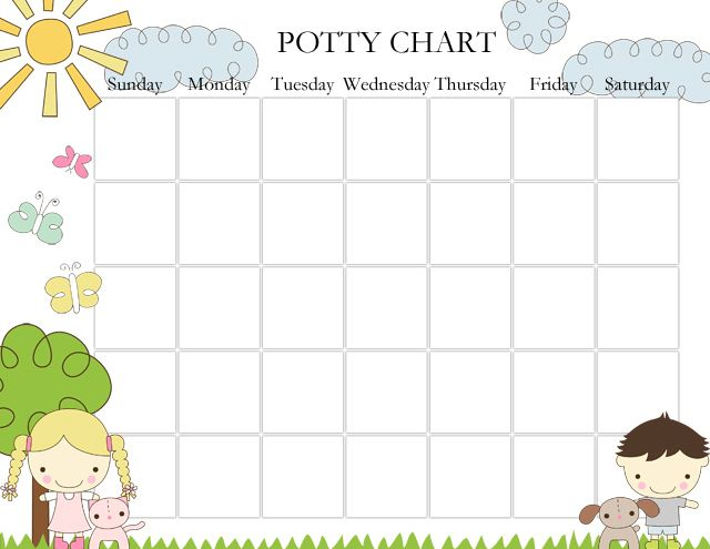 10 Best Potty Training Tips for Real Moms + Free Printable Potty Training Chart #PUBigKid #Ad