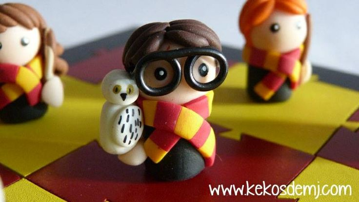 Tic-tac-toe Harry Potter ^_^