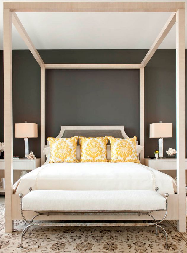 This Bedroom By Catherine Dolen U0026 Associates Shows How Urbane Bronze Can Be  Used To Create A Clean, Yet Classic Look. Urbane Bronze Is Also Wonderful  On ...
