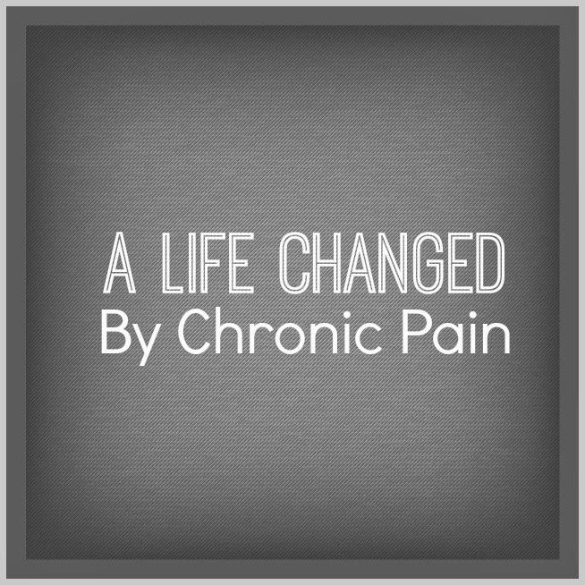 "A Life Changed By Chronic Pain  ""But by far the most steadfast provision from the Lord in my wavering faith has been His unwavering faithfulness to me. Not a burden of heart has been unanswered without a promise from Him I could cling to. While I have longed to be protected FROM this trial, I can't help but recognize God's protection IN it. In my discouragement, protection from complete despair. In my anger, protection from bitterness. In my pain, He has brought blessing."""