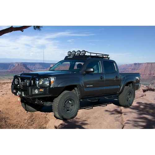 Roof Rack with Roll Bar tacoma 2010 - Google Search