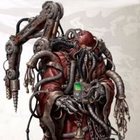 A Tech-Priest is an Adept of the Adeptus Mechanicus of the Imperium of Man who is generally...
